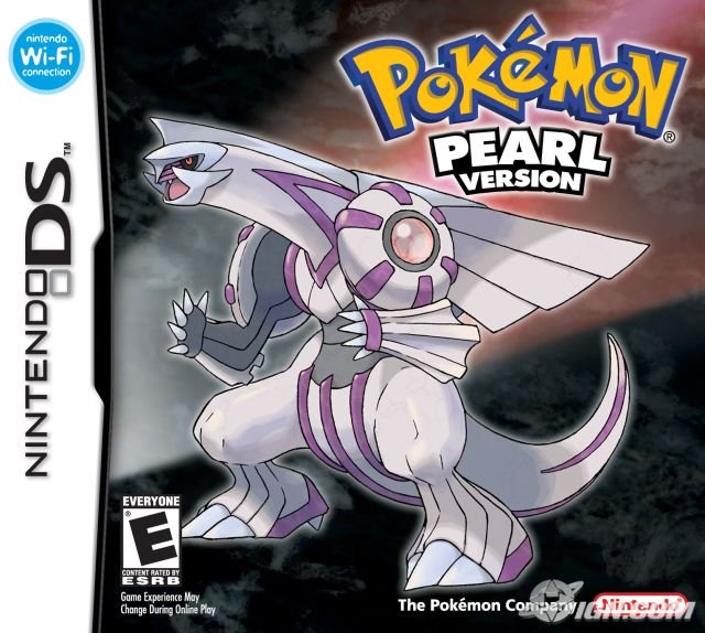 Thumbnail 1 for Pokemon Pearl Ultimate Save